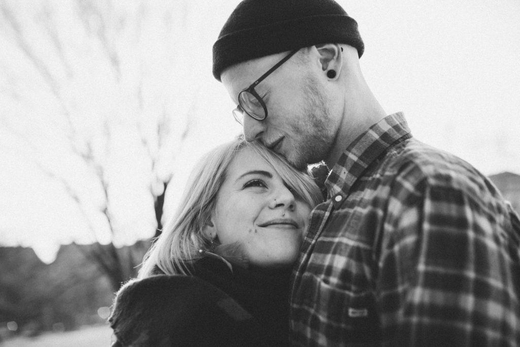 sw, bw, pärchen, liebe, coupleshoot