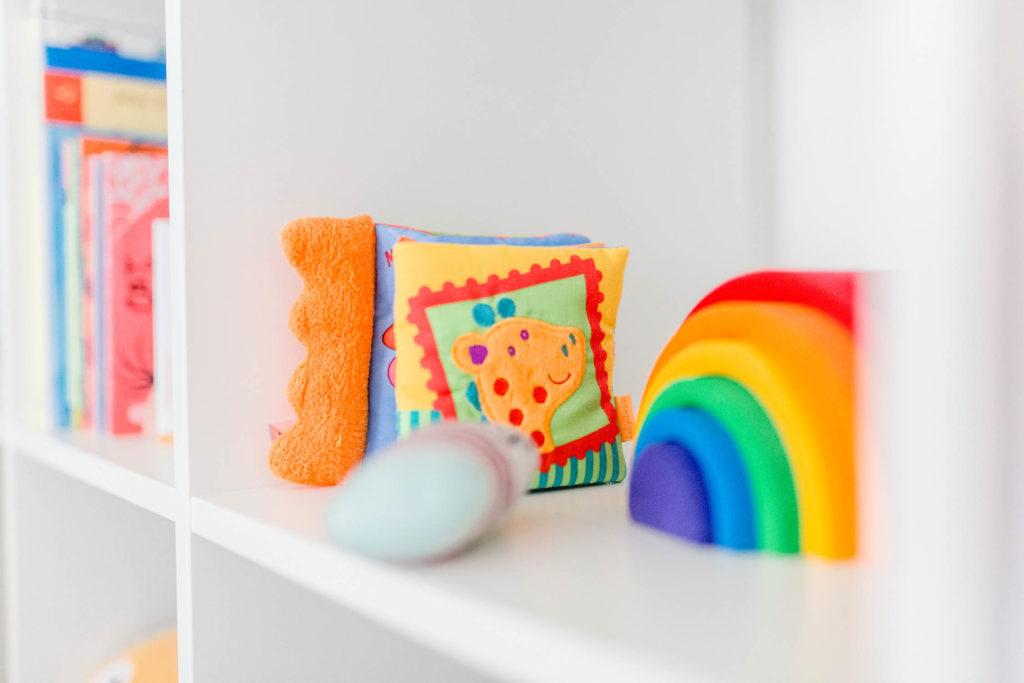 Details im Kinderzimmer